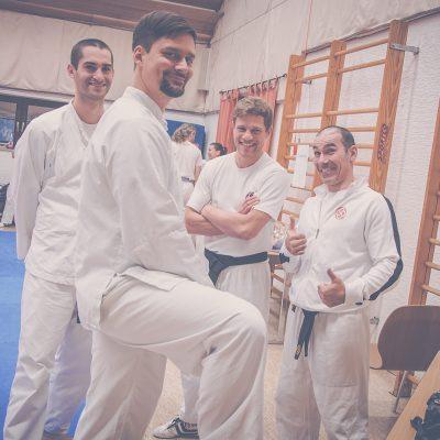 Rantai Kung Fu Gemeinschaft