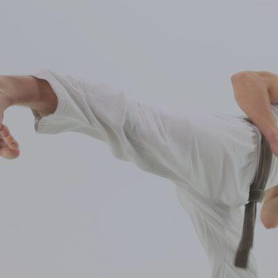 Kampfsport Kick
