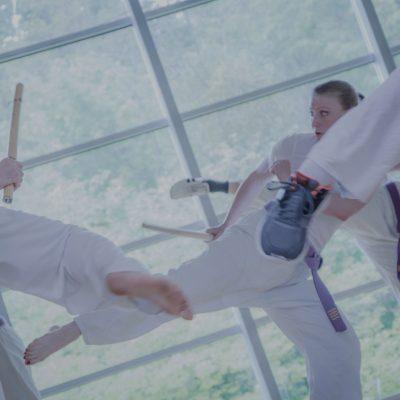 Kampfsport lernen